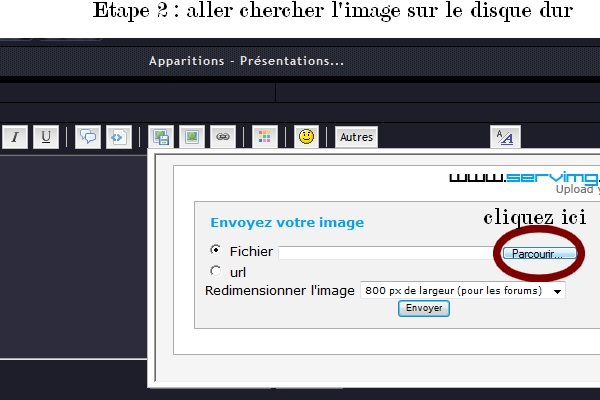 Tuto : héberger une image à partir de son disque dur Etape_11