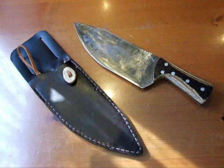EL CORTEL. El cuchillo Táctico de los Almogávares - Página 7 Coltel11