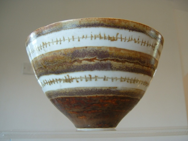 Marianne de Trey, Shinner's Bridge Pottery, Dartington Shepto14