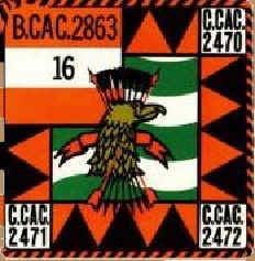 Companhia de Caçadores 2470 do Batalhão de Caçadores 2863 Moçambique 1969 a 1971 Bcac2810