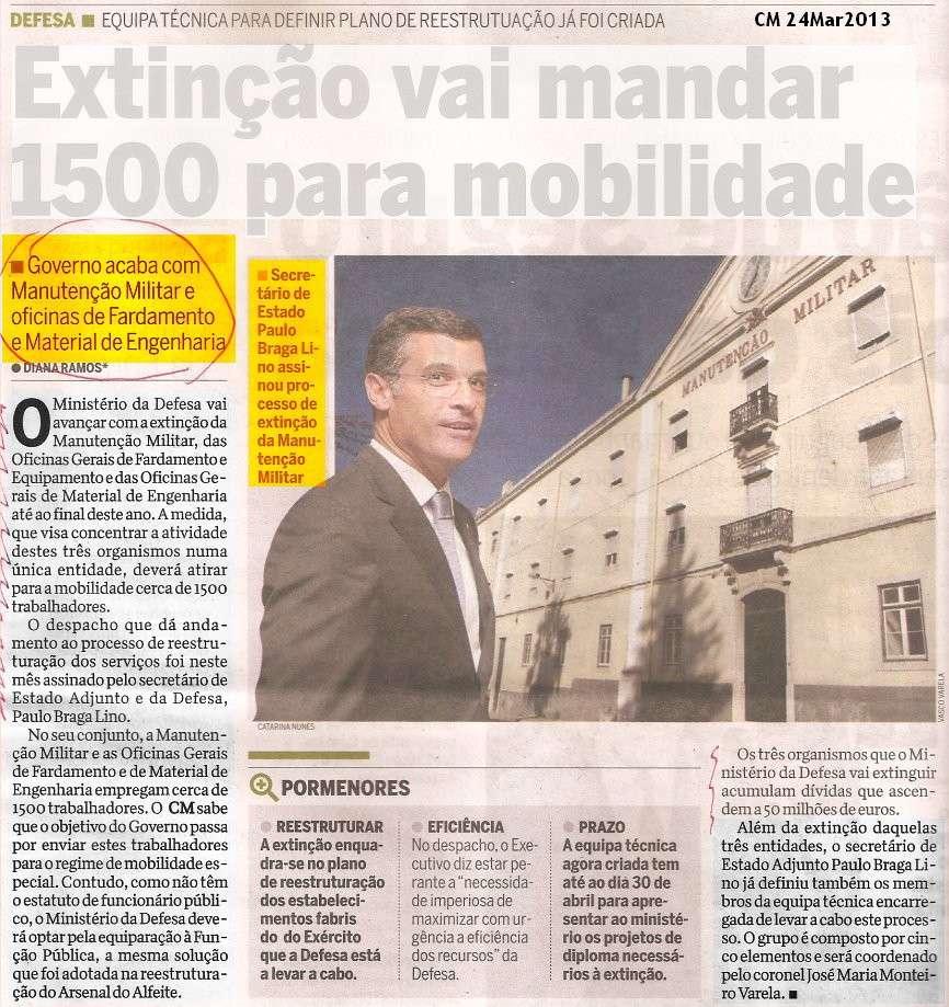 Fim da autonomia logística das Forças Armadas de Portugal?! Manutm12