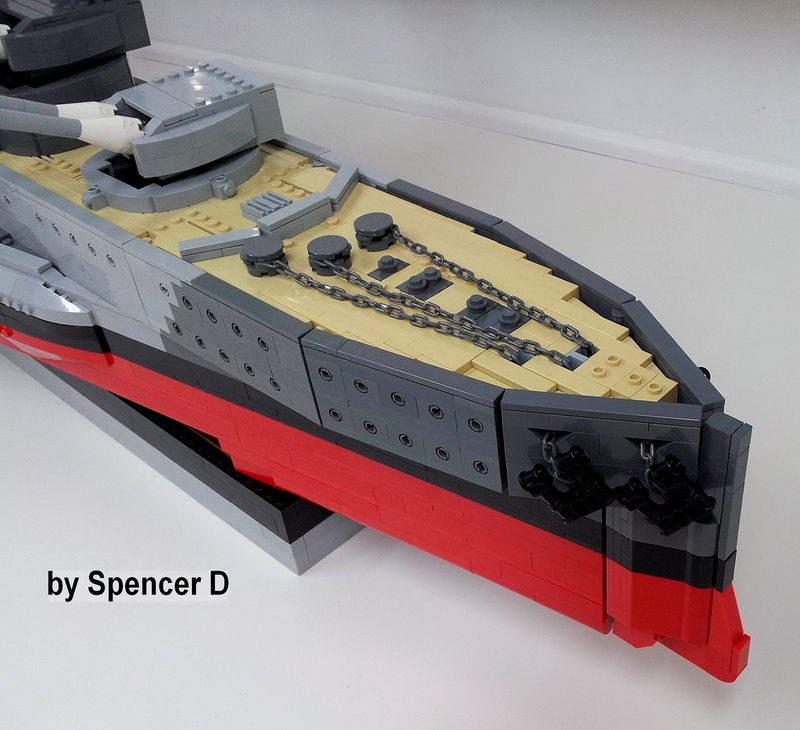navires reproduits en lego 13696112