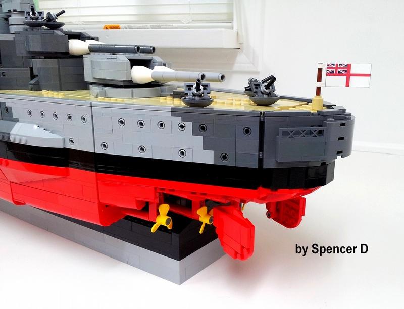 navires reproduits en lego 13696113