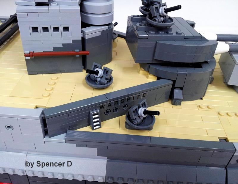 navires reproduits en lego 13696115