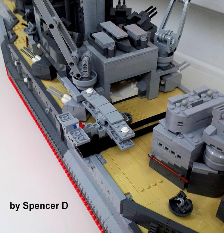 navires reproduits en lego 13696117