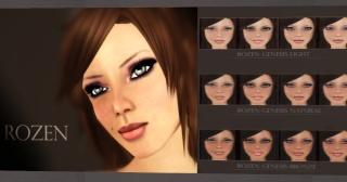 [Mixte] Beauty Avatar devient Glam affair & Tableau vivant Ka_des20