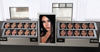 [Mixte] Beauty Avatar devient Glam affair & Tableau vivant Neauty10