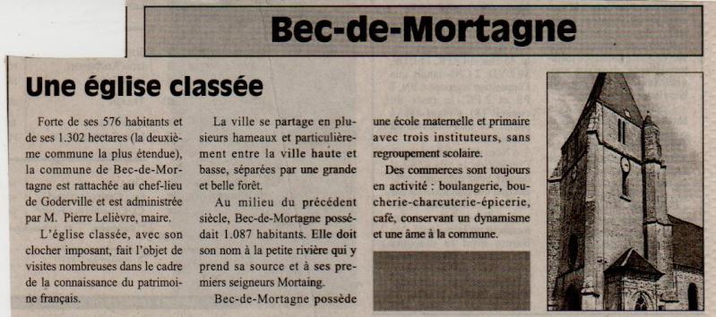 Histoire des communes - Bec-de-Mortagne Bec-de10
