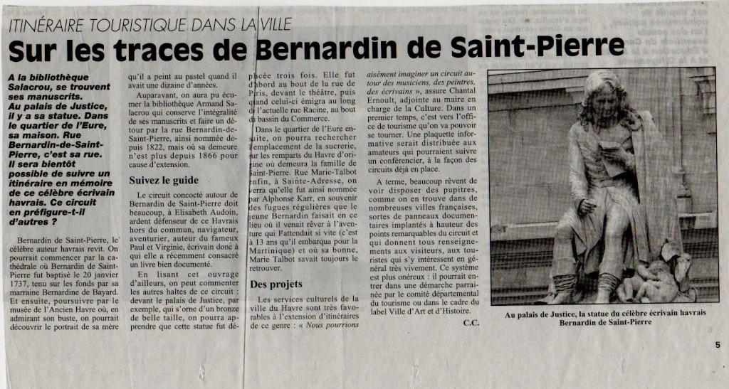 Saint - Le Havre - Rue Bernardin de Saint-Pierre Bernar10