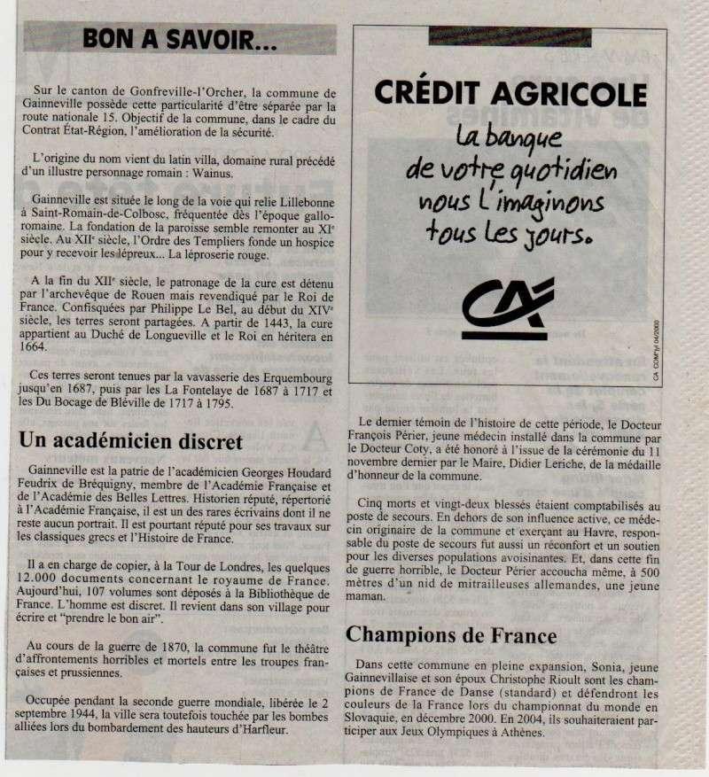 Histoire des communes - Gainneville Gainne12