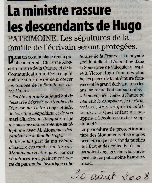 Histoire des communes - Villequier Villeq14