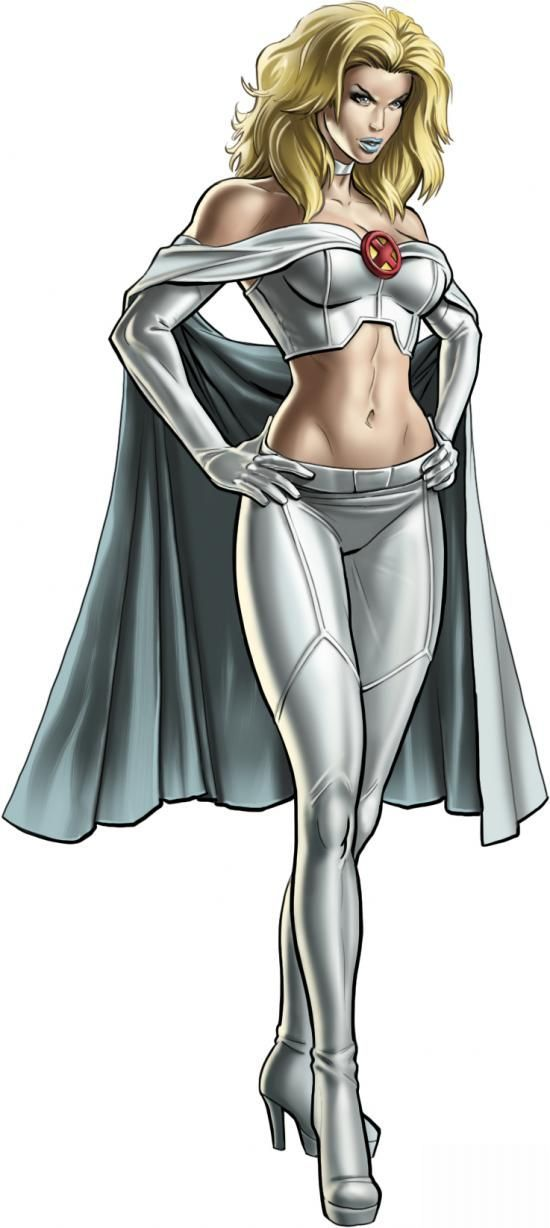 Emma Frost 01122