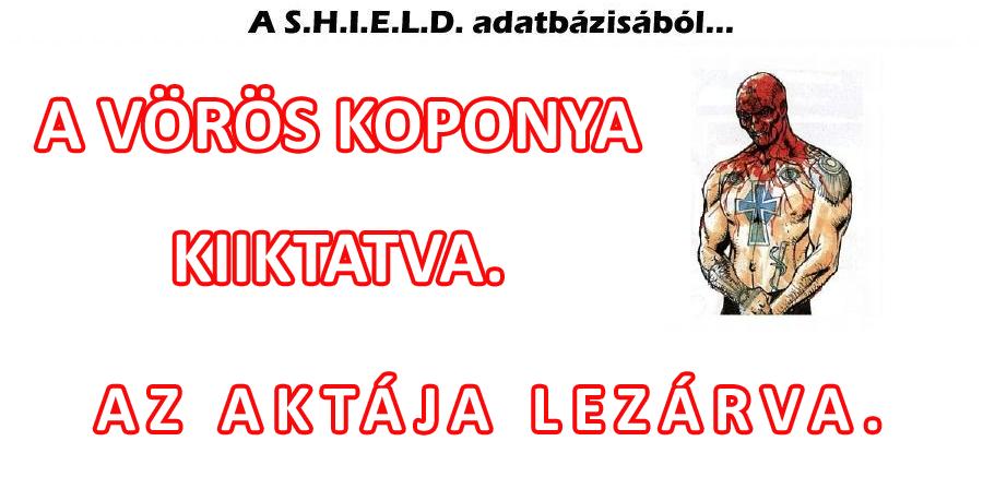 Vörös Koponya Navtel11