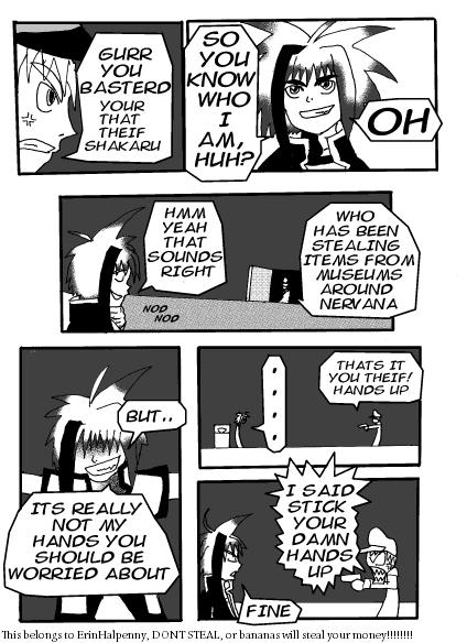 DTGs manga comic, Cross My Heart Page_510