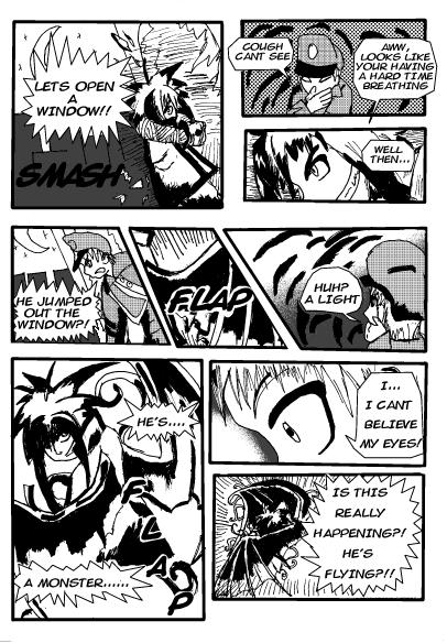 DTGs manga comic, Cross My Heart Page_710