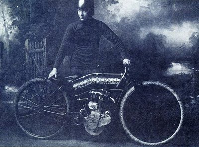 Harley-Davidson – Peashooter - 21.35ci (350 cc)  - Page 21 1913_f10
