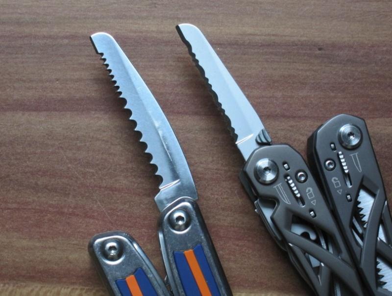 MULTITOOL : comparatif Gerber Suspension / Tool Dexter Leroy Merlin Captur15