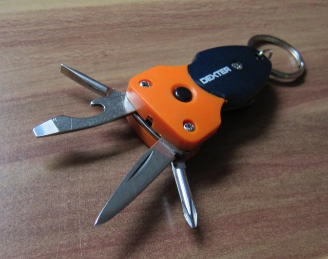 Les mini-couteaux et mini-tools Captur35