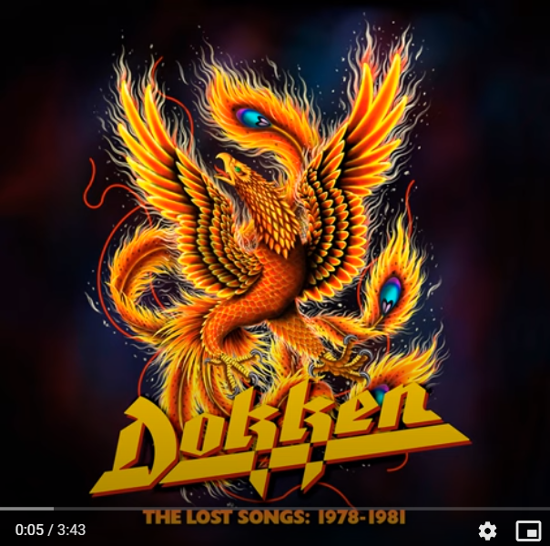 """Dokken to release """"The Lost Songs"""" in August Dok10"""