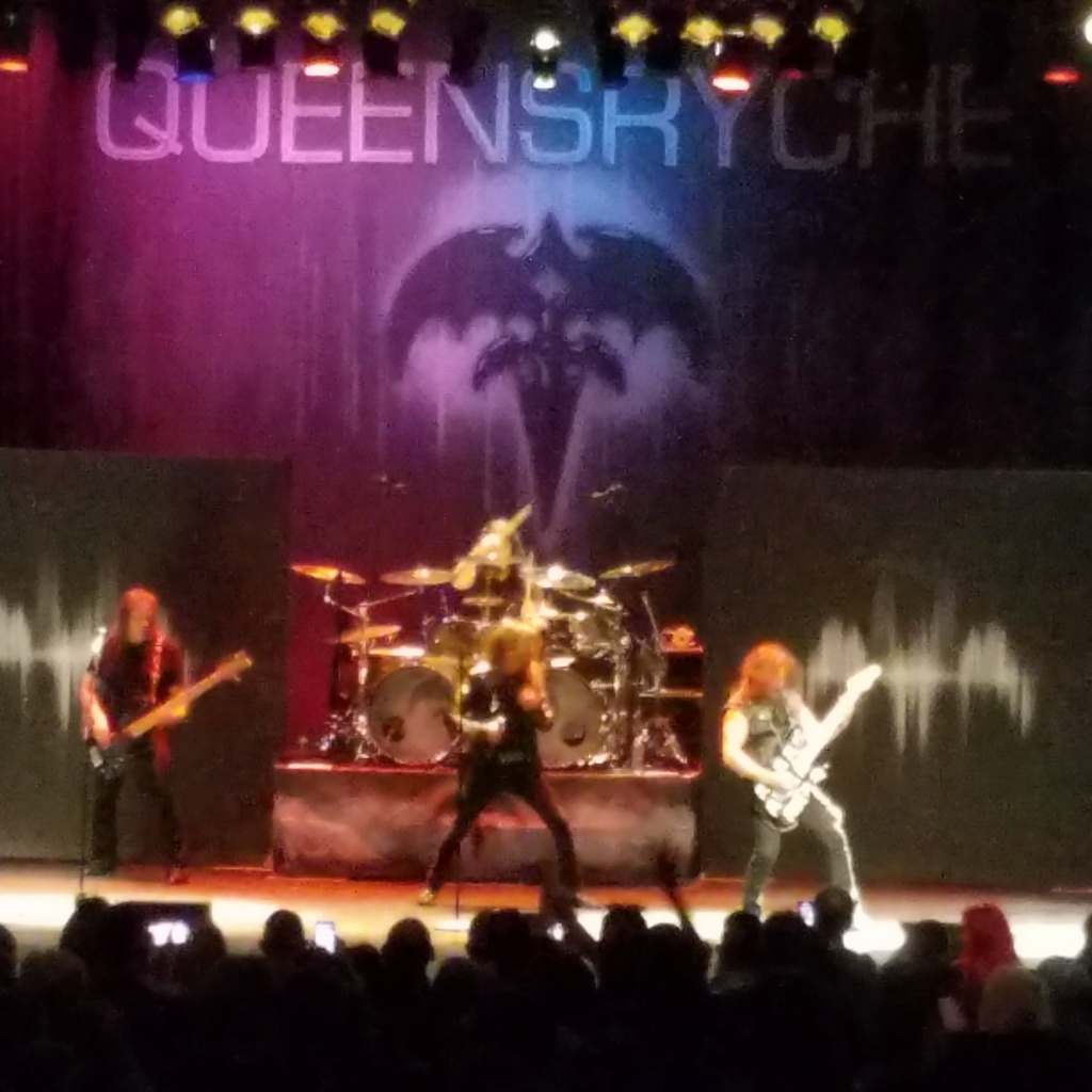 Queensryche - BergenPAC Performing Arts Center, Englewood, NJ, 8/15/21 Img_2010