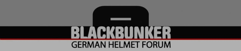 German Helmet Blackbunker Forum