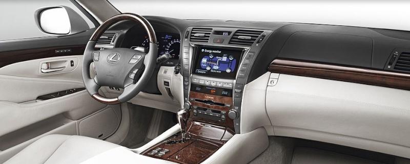 Lexus LS Inte_l10