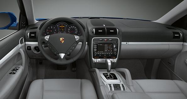Porsche Cayenne Interi11