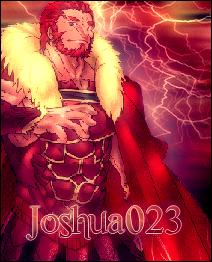 Ma petite galerie  Joshua14