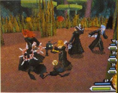 Kingdom Hearts Birth By Sleep Kh-35810