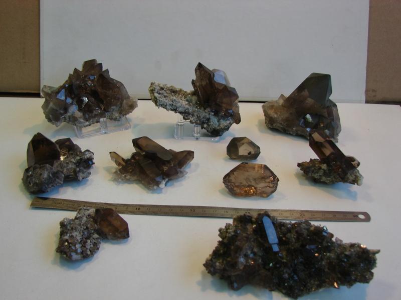 Quartz & minéraux du massif du Mont Blanc secteur Argentière Dsc02210