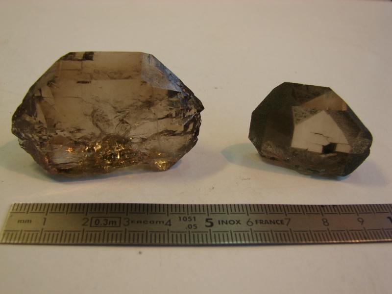 Quartz & minéraux du massif du Mont Blanc secteur Argentière Dsc02217