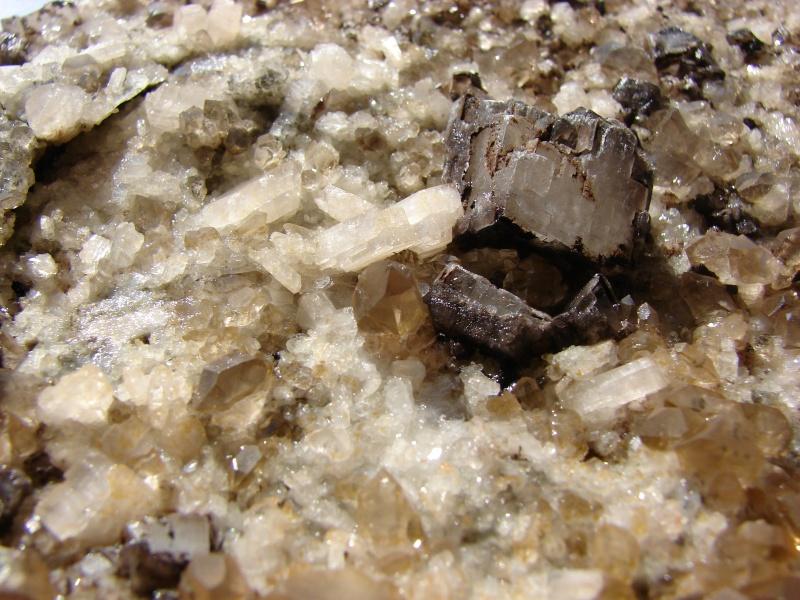 Quartz & minéraux du massif du Mont Blanc secteur Argentière Dsc05015