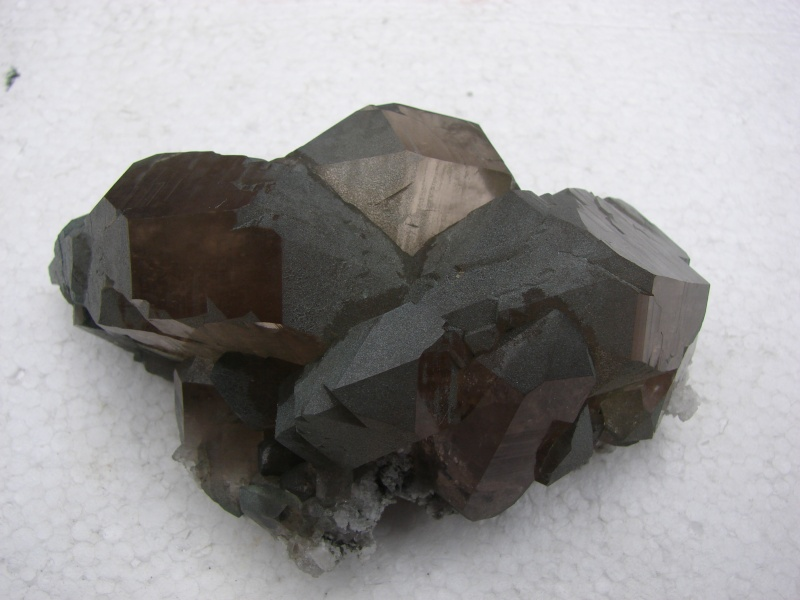 Quartz & minéraux du massif du Mont Blanc secteur Argentière Dsc06034