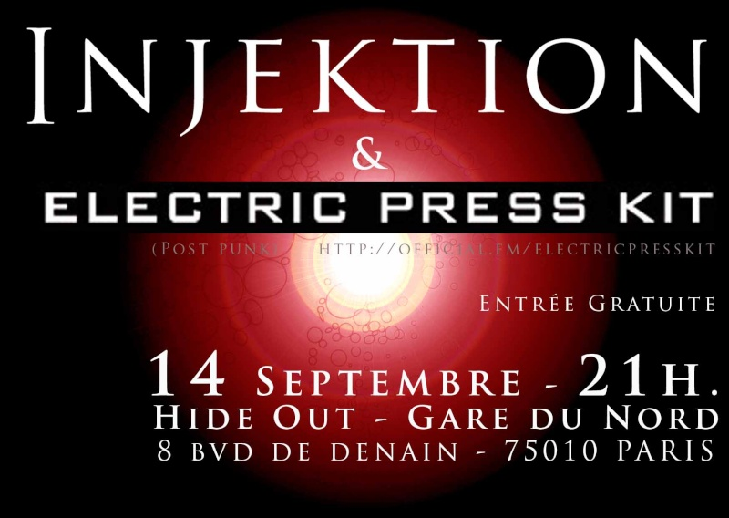 [14.09.13] ELECTRIC PRESS KIT+INJEKTION-Hide Out-Paris Fly--110