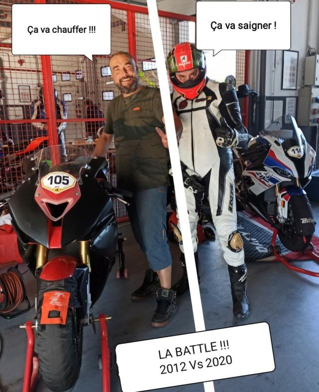 """Le compte rendu Magny Cours """"Journées Motopiste"""" 15/16 Août 2020 avec BMC Battle10"""