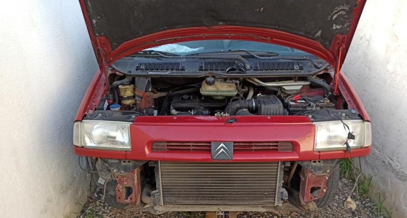 Le Citroën Jumpy de REDMAN : Améliorations, remise à neuf, astuces... - Page 3 Img_2039