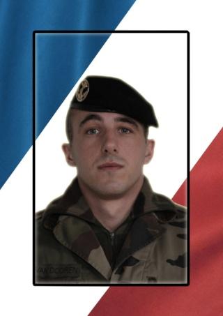 Caporal Van Dooren  du 1er RIMa d'Angoulème tué au combat au sud de Tessalit un cinqième soldat au Mali 96675112