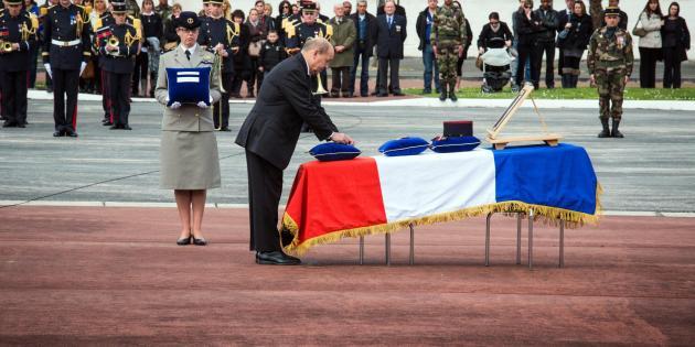 Caporal Van Dooren  du 1er RIMa d'Angoulème tué au combat au sud de Tessalit un cinqième soldat au Mali Trpar711