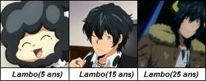 Katekyo Hitman Reborn! (aussi appeler Reborn ou KHR) Lamon10