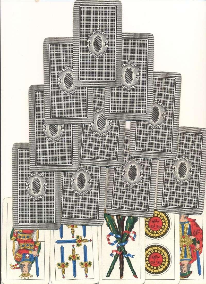 Solitario con le carte: la piramide Solita10