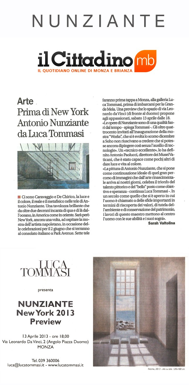NEW YORK PREVIEW - Monza - 13 Aprile 2013 - Pagina 2 0110