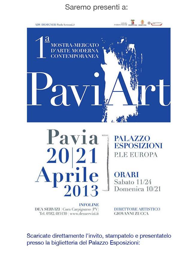 Nunziante a PaviArt 20-21 Aprile 2013 08042010