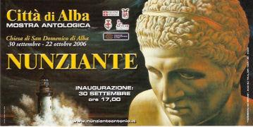 MOSTRE PERSONALI E COLLETTIVE 2006mo11