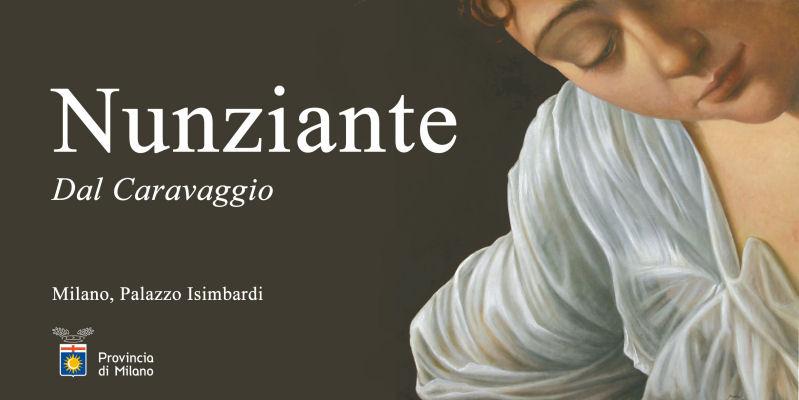 """2011 MOSTRA """"DAL CARAVAGGIO"""" a MILANO Invito10"""
