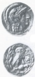 Bronze d'Athène à la chouette ... Bronze11