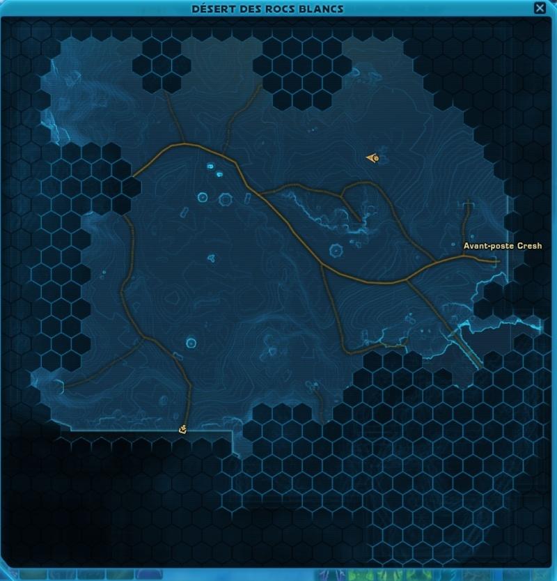 Quête du tauntaun Desert10