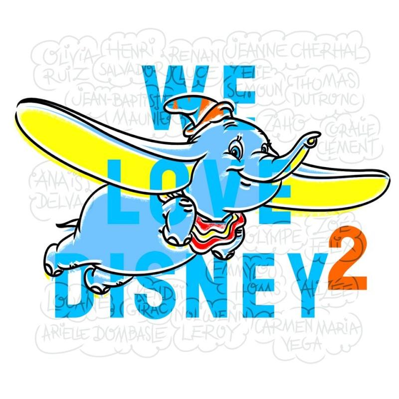 We Love Disney, les chansons Disney ré-interprétées. - Page 3 10422510