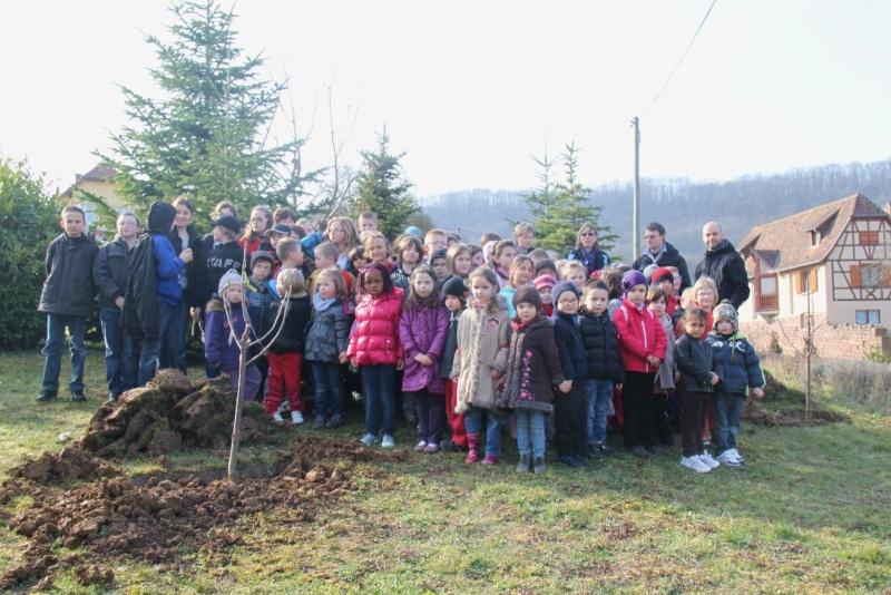 Journée de  l' environnement à Wangen le vendredi 22 mars 2013 Img_2426