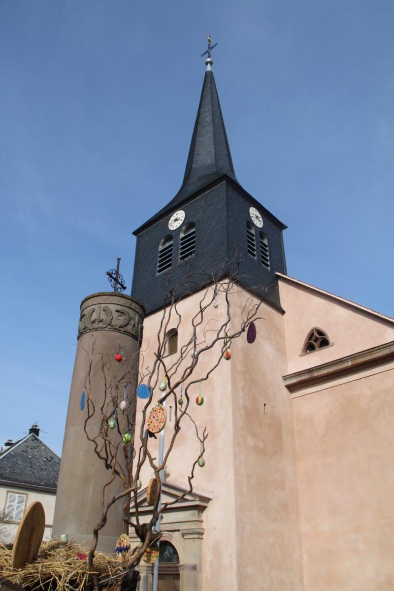 Le chantier de restauration de l'église simultanée de Wangen ... - Page 2 Img_2433