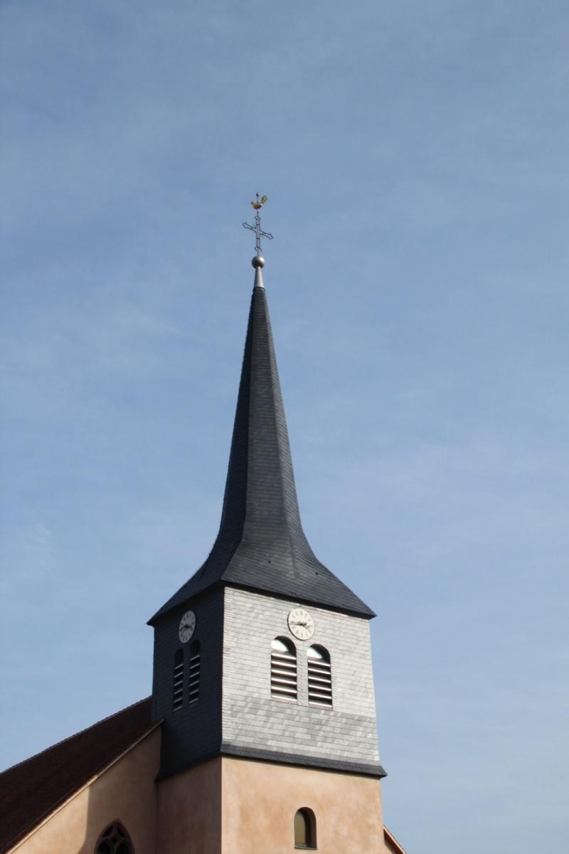 Le chantier de restauration de l'église simultanée de Wangen ... - Page 2 Img_2436